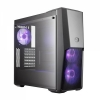 CoolerMaster MasterBox MB500 (Black/Tempered Glass)