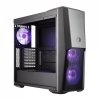 Cooler Master MasterBox MB500 (Black/Tempered Glass)