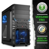 Gaming PC - Ultraforce Junior i3-7100 @ GTX-1050Ti