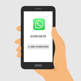 WhatsApp Nummer adden