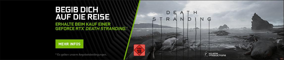 Nvidia GeForce RTX Systeme