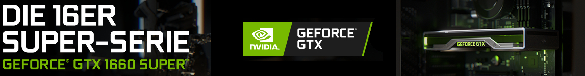 Nvidia GeForce GTX SUPER Systeme