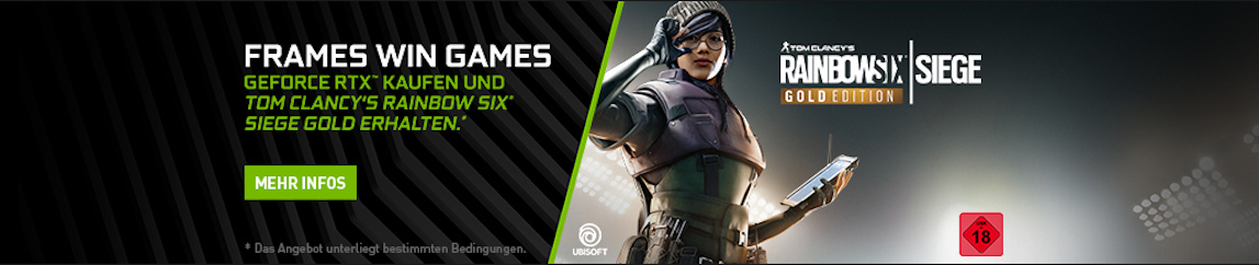 Nvidia GeForce RTX Systeme